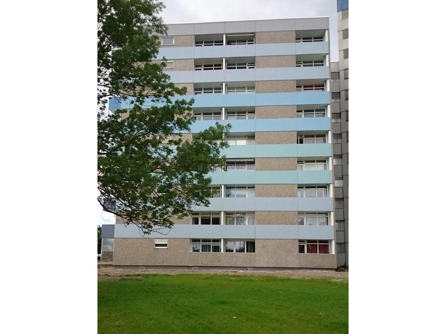 Ansicht von Haus M (Wohnung im 3. OG rechts)