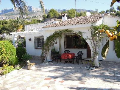 Casa Pasiflora, strandnah an der Costa Blanca