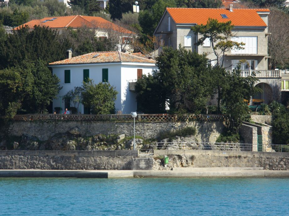 Das Haus am Strand
