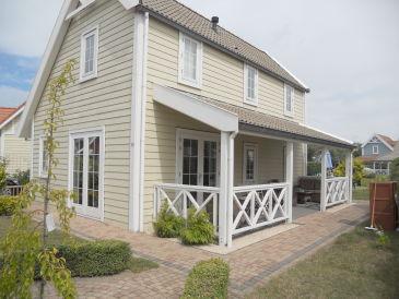 Ferienhaus Villa Zuydwind nahe Strand und Meer