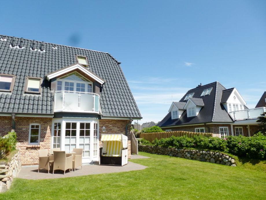 ferienwohnung haus rosengrund app 5 nordsee sylt westerland firma immobilien und. Black Bedroom Furniture Sets. Home Design Ideas