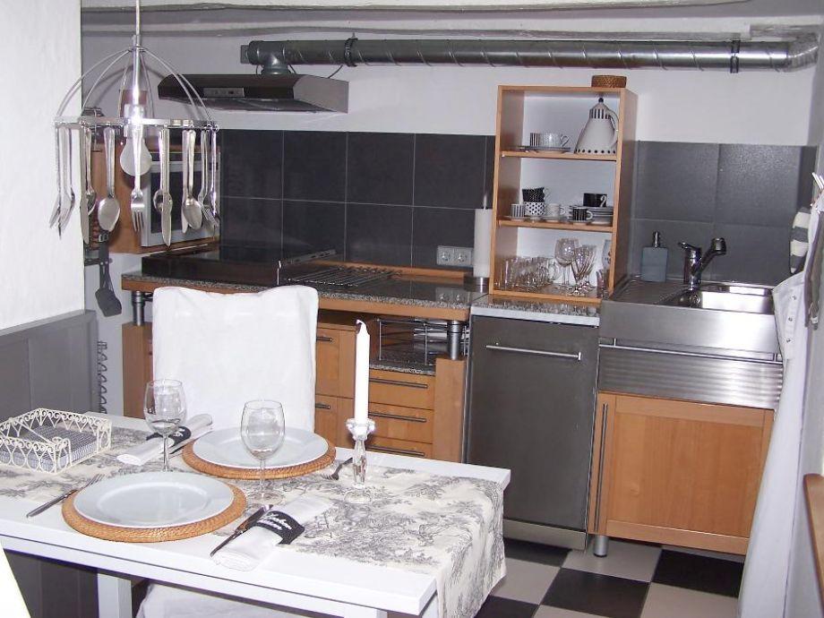 ferienwohnung ferien im landturm hohenloher land frau. Black Bedroom Furniture Sets. Home Design Ideas