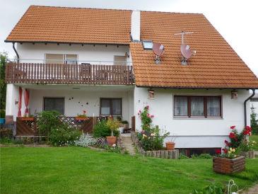 Ferienresidenz Schwaben - Ferienwohnung 3 Dachgeschoss