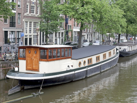 66416 on Amsterdam Houseboat Rental