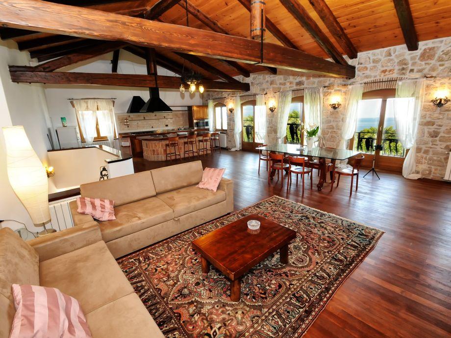 Das große Wohnzimmer