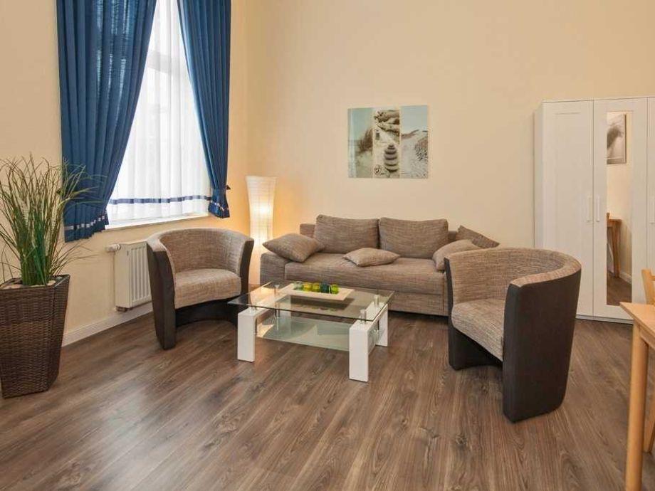 Ausstattung Villa Anna Wohnung 04 - Coralle