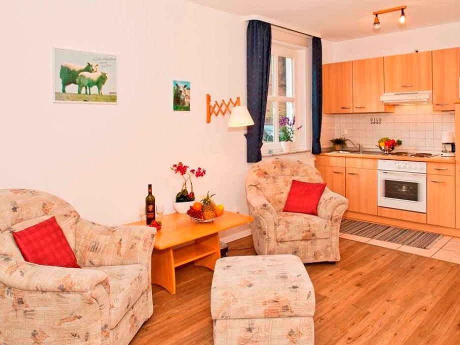 Ausstattung Villa Margot, Wohnung 06