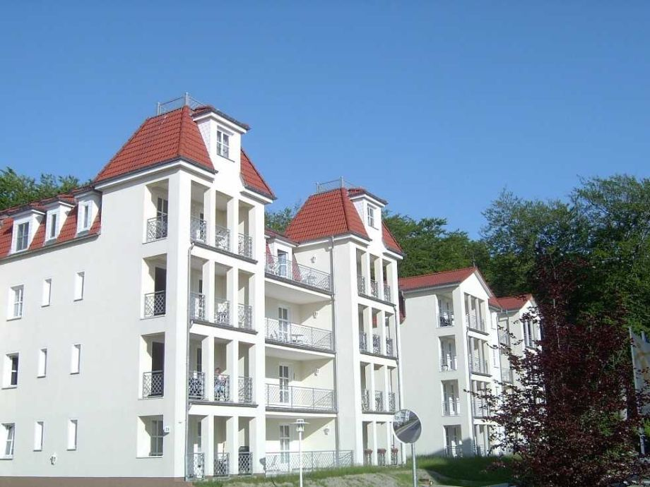 Außenaufnahme Villa Margot, Wohnung 06