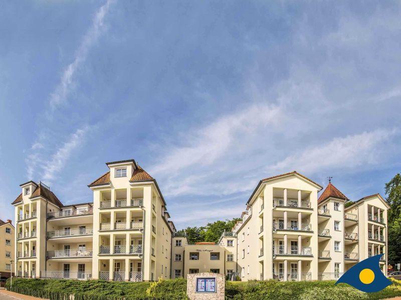 Ferienwohnung Villa Margot, Wohnung 31