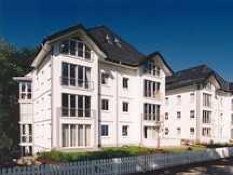 Außenaufnahme Villa Strandperle, Wohnung 05