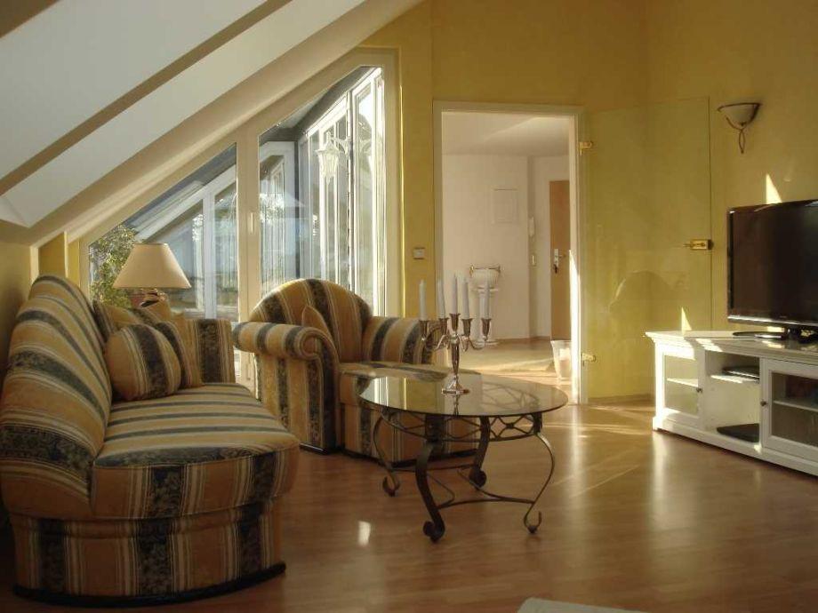 Ausstattung Villa Strandperle, Wohnung 16
