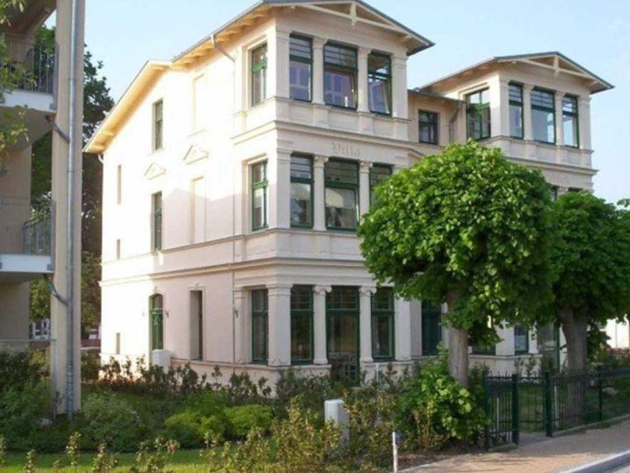 Außenaufnahme Villa Waldblick, Wohnung 06