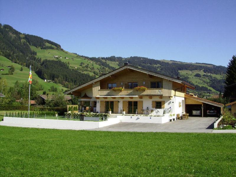 """Holiday apartment Luxus Ferienwohnung """"Choralpe"""" im Landhaus Ambiente"""