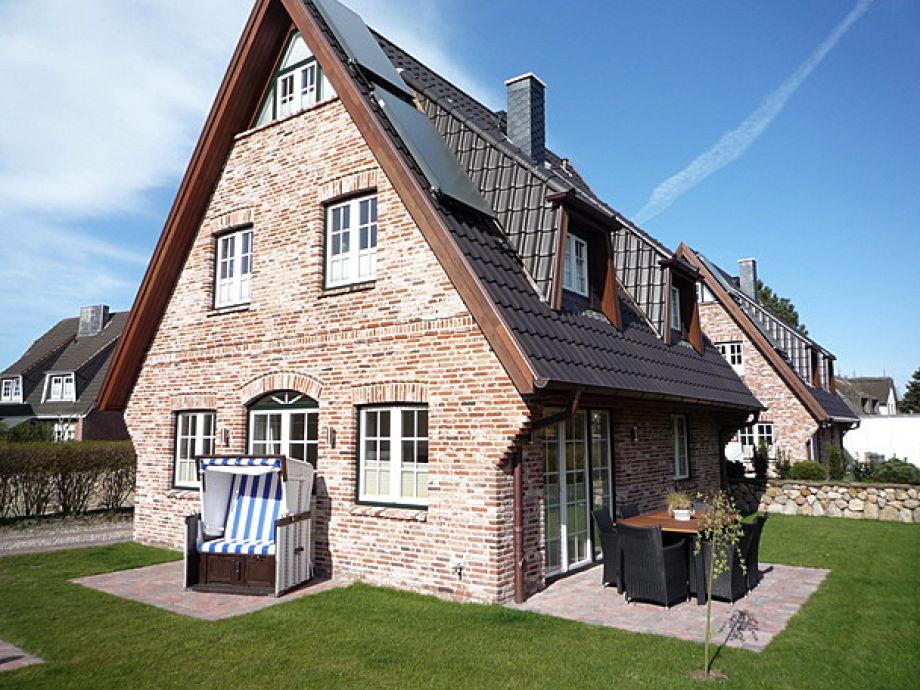 ferienhaus w ld h s schleswig holstein nordsee sylt westerland firma immobilien und. Black Bedroom Furniture Sets. Home Design Ideas