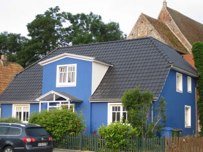 """Blue House"""