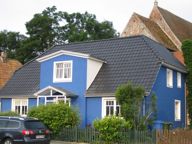 """Ferienwohnung """"Blue House"""""""