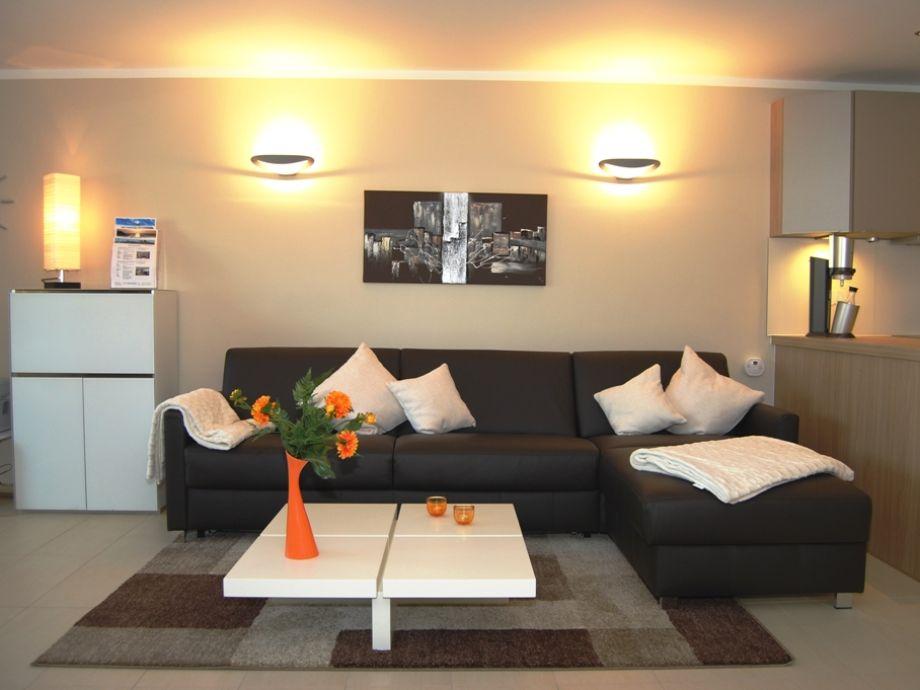 Wohnzimmer m. Sofa