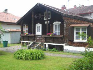 Holiday house Haus Almenrausch