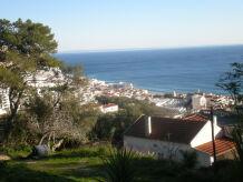Ferienhaus Rustikales Ferienhaus mit Blick auf den Atlantik