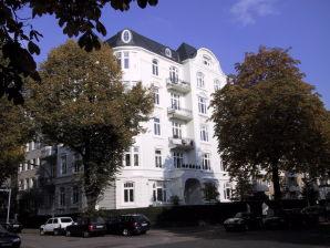 Ferienwohnung Hamburg-City-Alsterperle