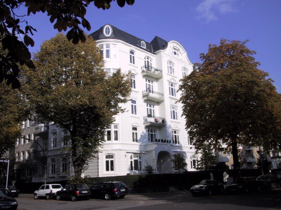 Außenaufnahme Hamburg-City-Alsterperle