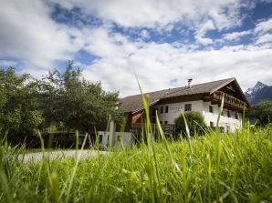 """Ferienwohnung """"Karblick"""" auf dem Ferienhof Haderlehn"""