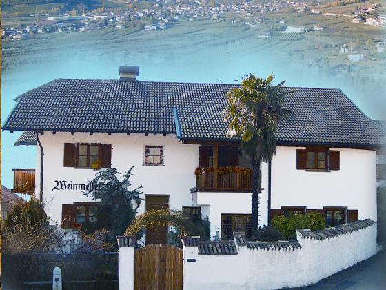 Ferienwohnung Haus Weinmesser Südtirol Burggrafenamt