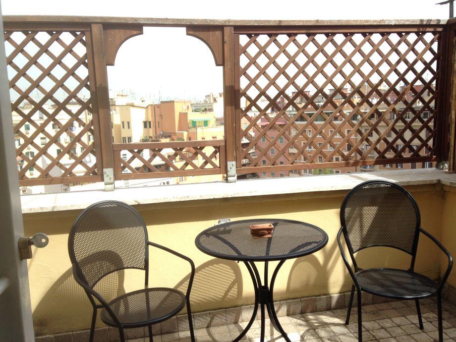 Terrasse mit wunderschöner Sicht