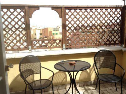 mit Terrasse und toller Sicht