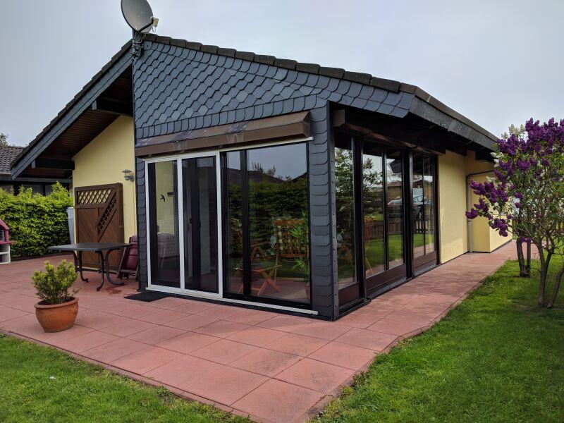 Ferienhaus Eul F5 mit Wintergarten