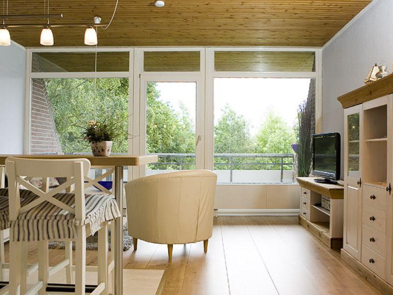 Ferienwohnung Fernblick 1 - Komfort Ferienhaus Schönberg