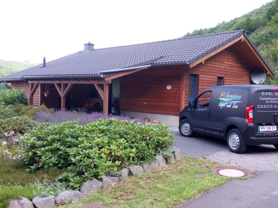 Ferienhaus Anne - Waldterrasse 5 - Waldsee Rieden
