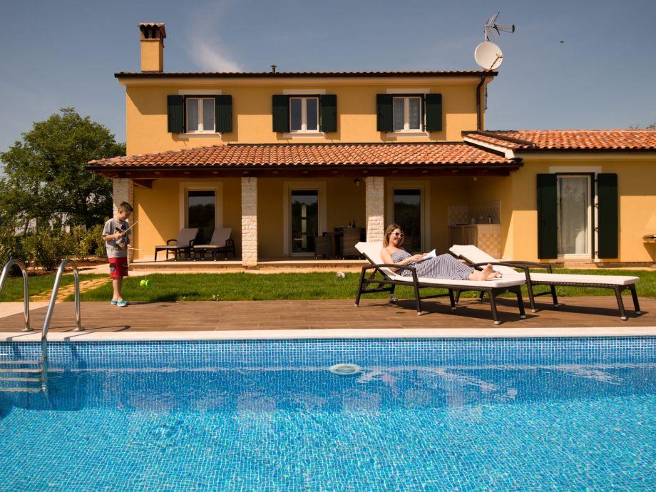 Villa Danelon mit Pool