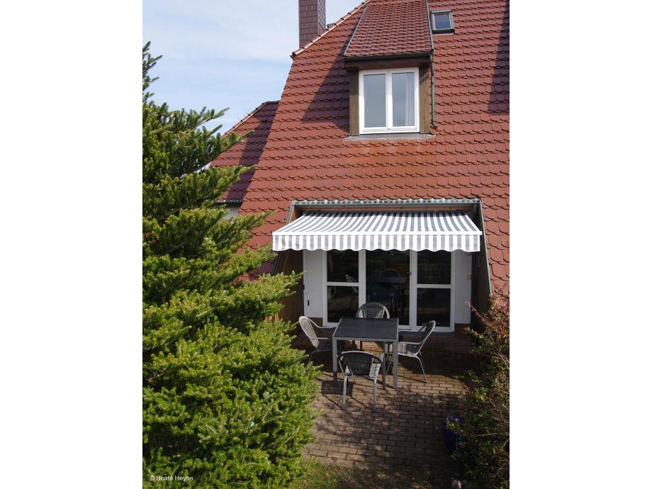 FH Achtern-Gartenansicht mit Terrasse-c