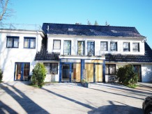 Ferienwohnung 4-Sterne Ferienwohnung rot für Verliebte - Familie Weltmann in Binz