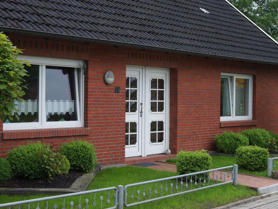 Eingang Fewo Marienhafe
