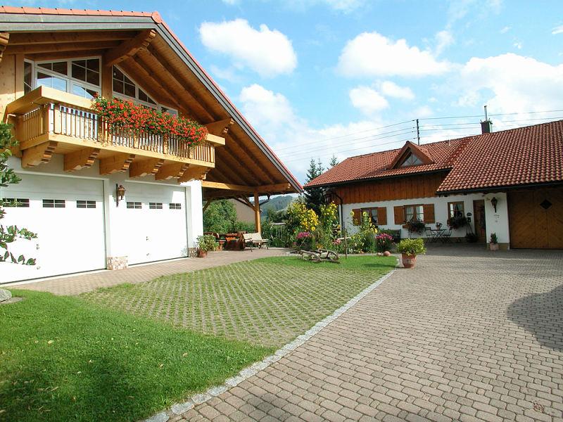 Apartment Allgäuhaus Wucherer im Oberallgäu
