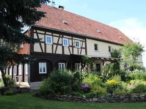 """Ferienwohnung Hochwaldblick im Haus """"Wiese"""""""