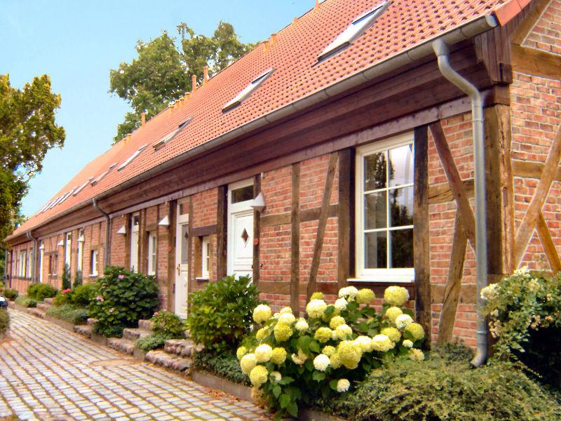 """Ferienwohnung im """"Alten Gutshaus"""" in Losentitz auf Rügen"""