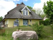 Ferienhaus Reethaus am Wasser in Silmenitz auf Rügen