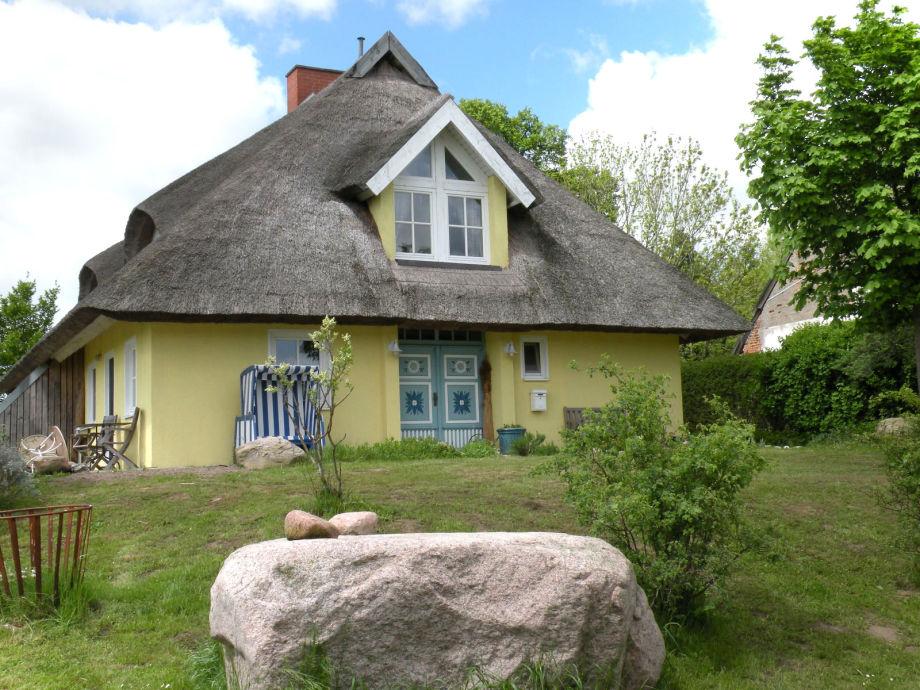 Das Reetdachhaus Silmenitz