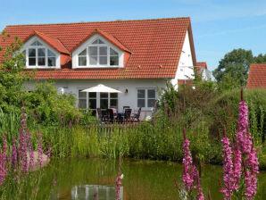 Komfort-Ferienhaus im Ferienpark Losentitz auf Rügen