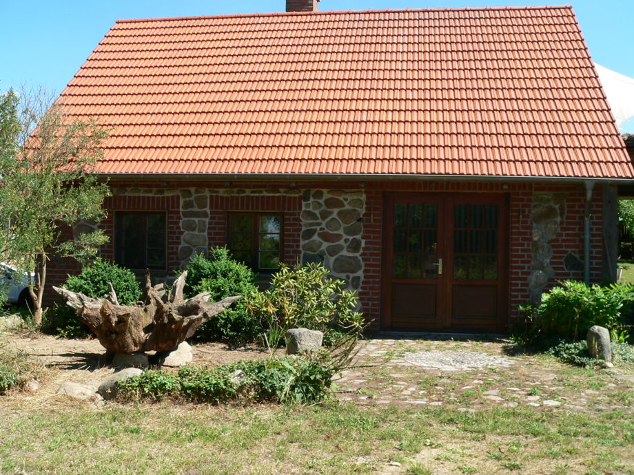 Ferienhaus Tom Frotansicht