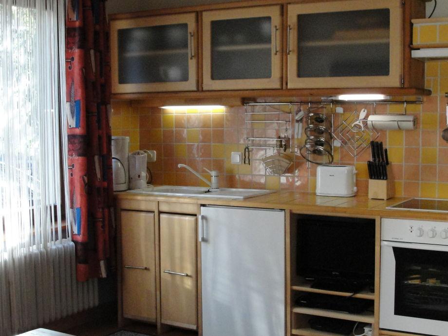 Küchenzeile Im Wohnraum ~ ferienwohnung flair die kleine, mittelmosel frau