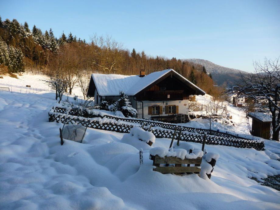 Skilifte sind nur wenige Kilometer entfernt