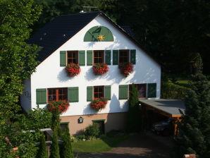 Ferienwohnung Finkennest im Forsthaus Fichtenau