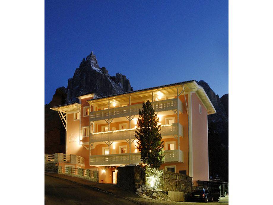 Ferienwohnung Apparthotel Eden