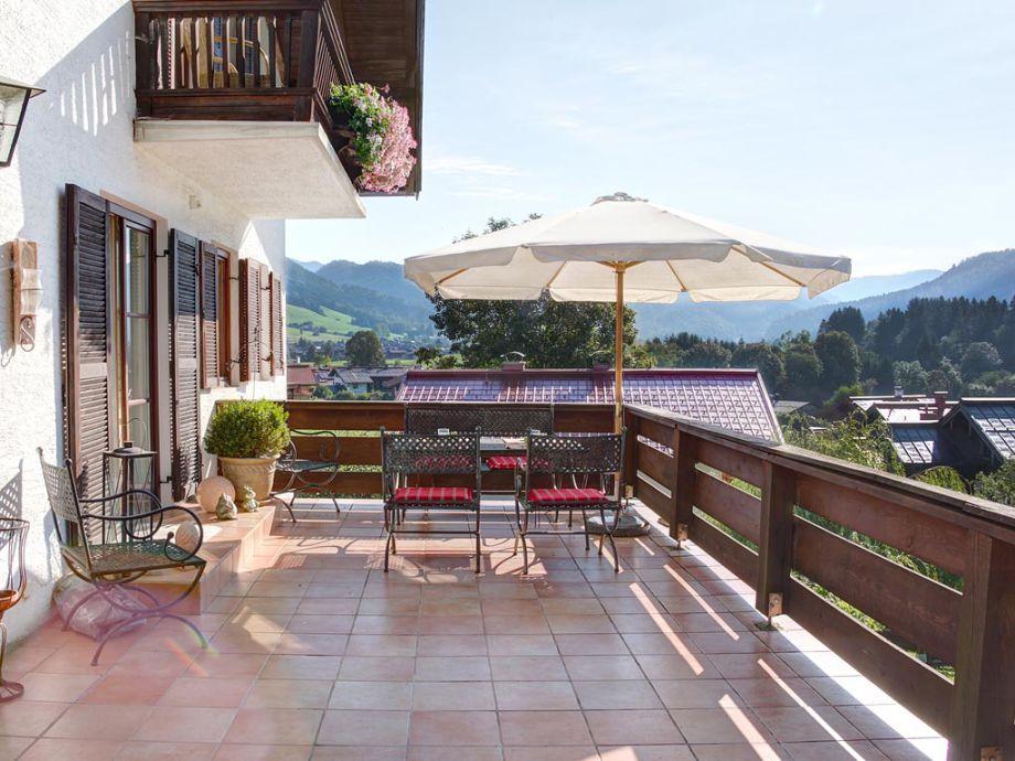 Wohnung Erdgeschoss - Terrasse
