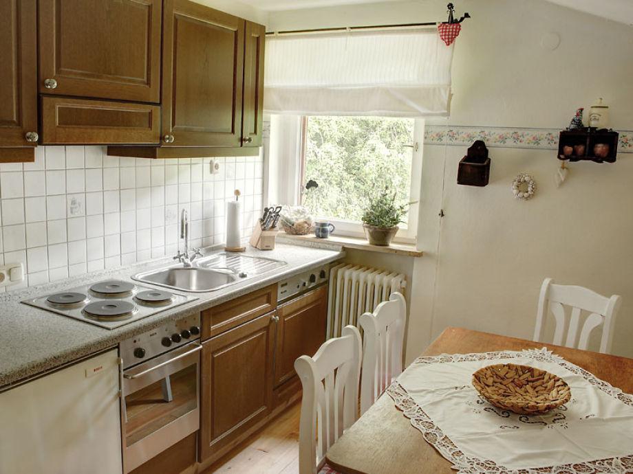 Wohnung dachgeschoss küche