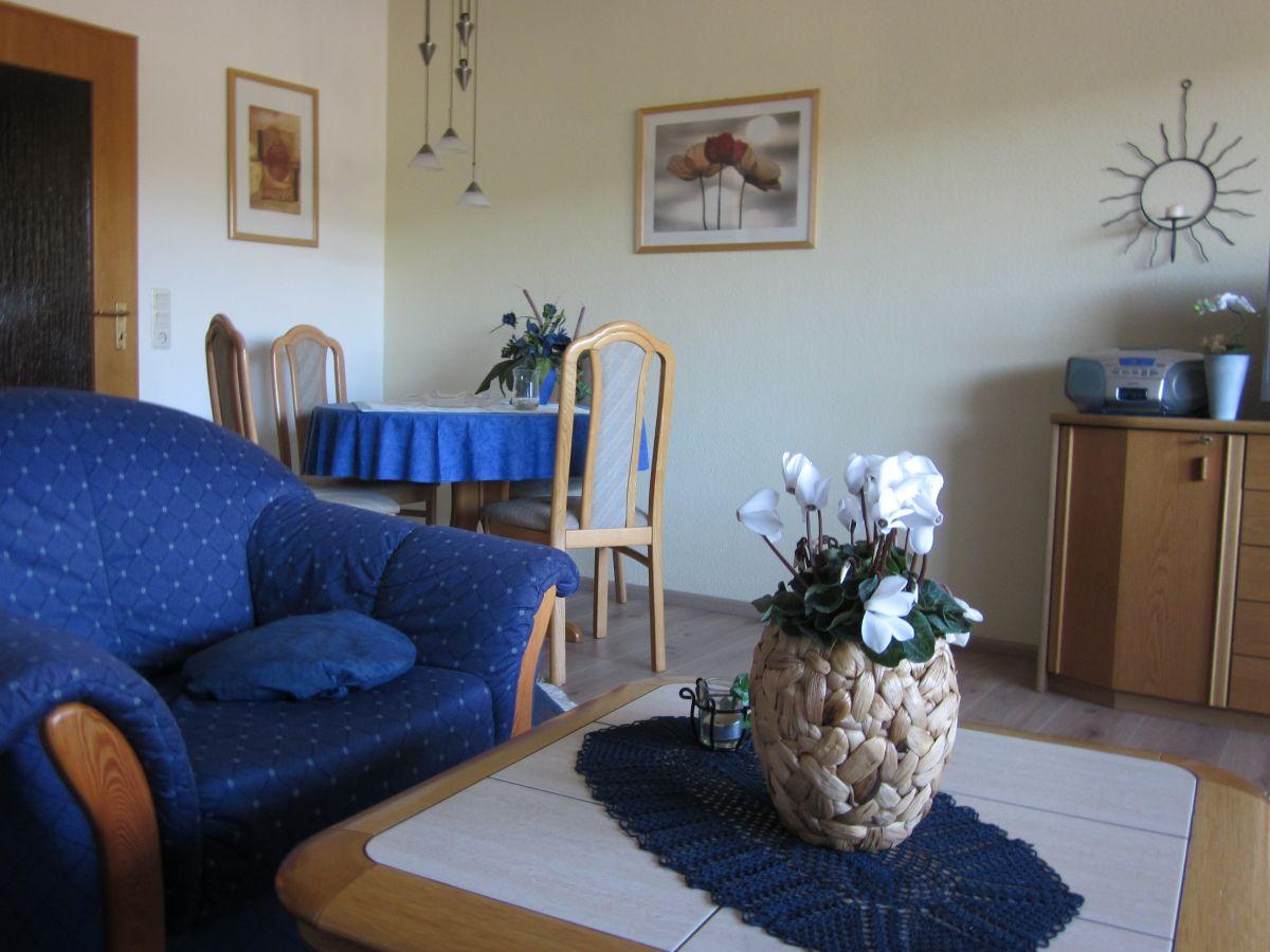 Ferienwohnung 2 im Haus Rosi Schneider, Winterberg - Niedersfeld ...